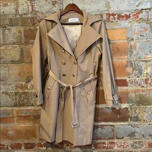 LP classic trench coat